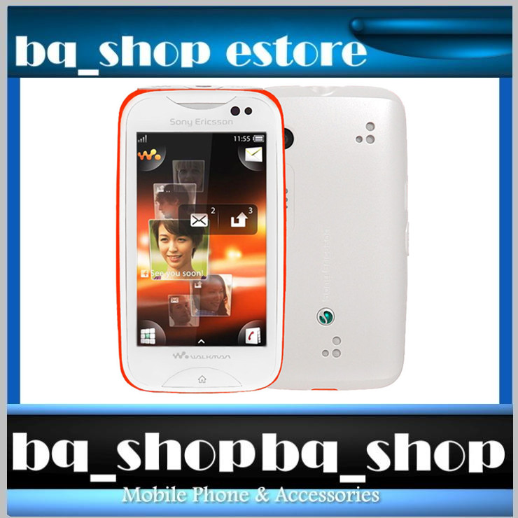 SONY ERICSSON WT13i White Orange WT13i